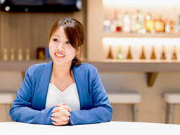 人事の原点は接客にあり。対話を大切にすることで信頼され、新たな仕事を任される。
